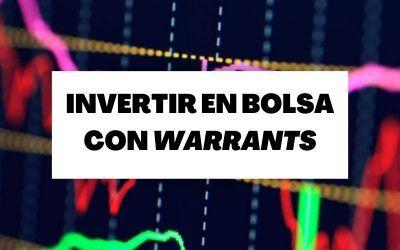 Quiero invertir usando warrants, ¿cómo lo hago?